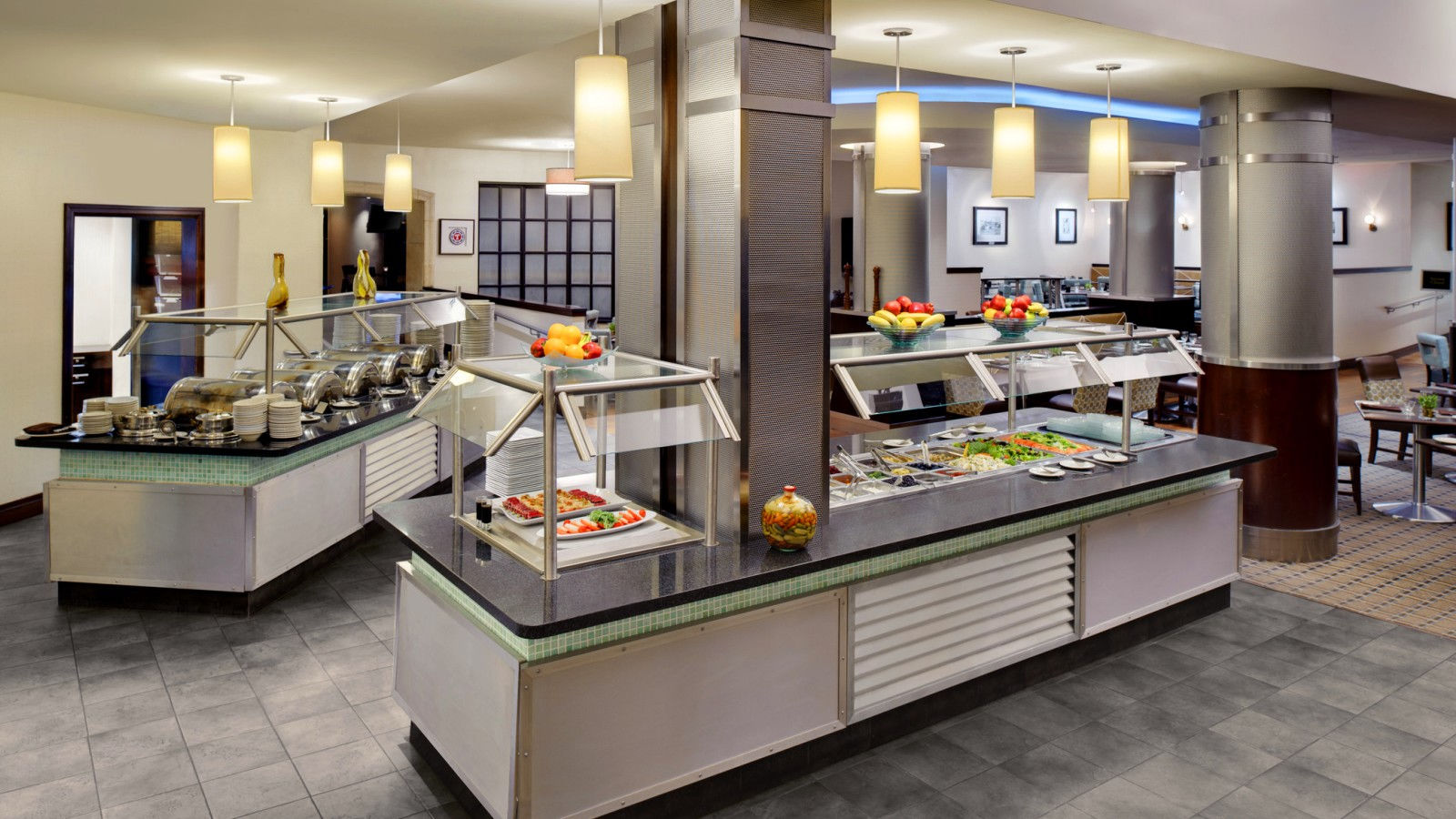 Catering & On-Site Dining - Sheraton Miami Airport Hotel & Executive Meeting Center