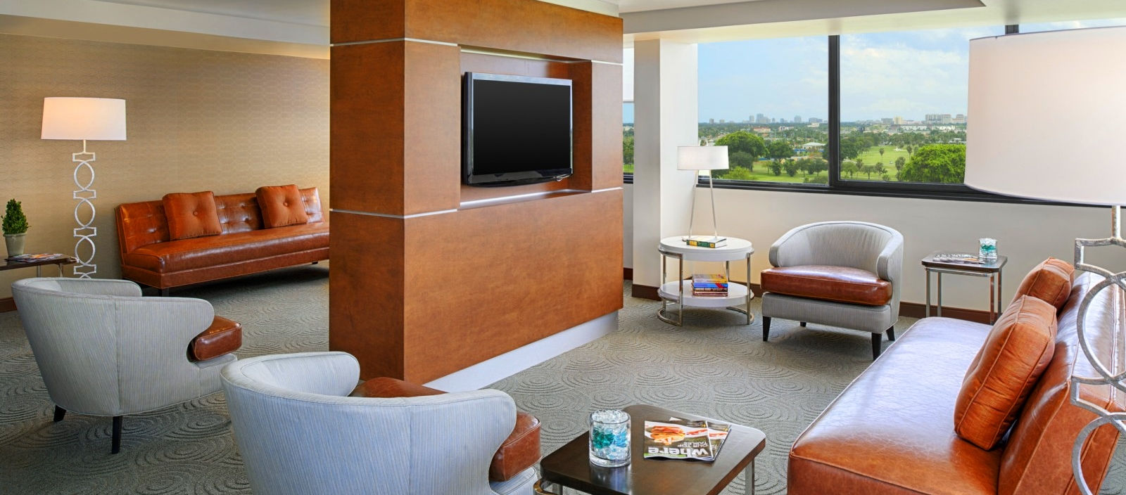 Club Lounge | Sheraton Miami Airport Hotel & Executive Meeting Center